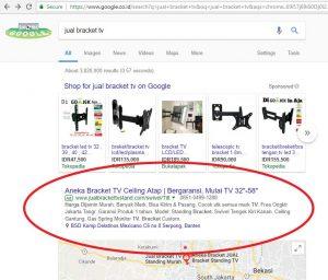 Iklan Berbayar di Google Adwords