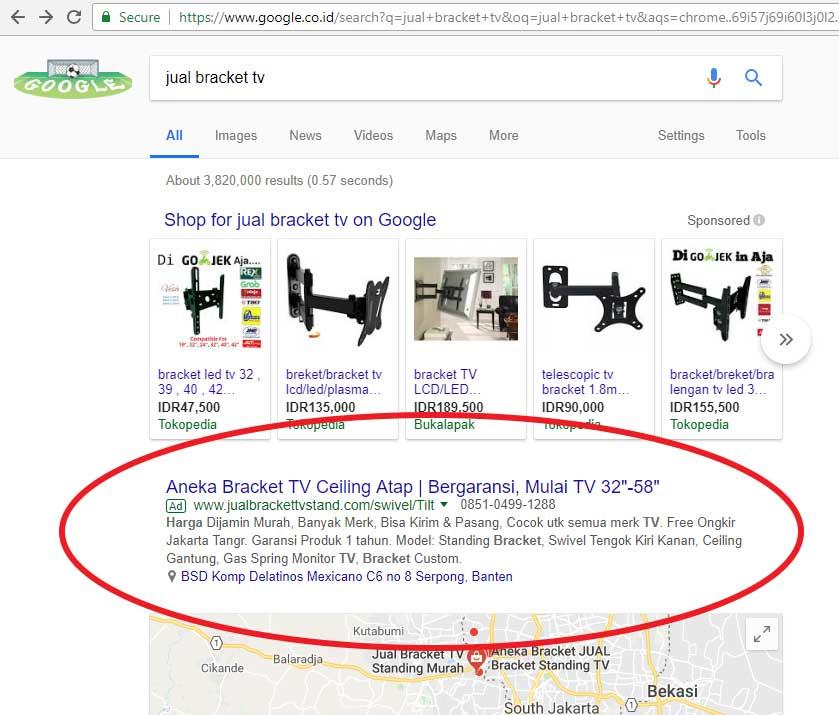 Jasa Promosi Google Adwords Iklan Berbayar Internetpromotiononline Com