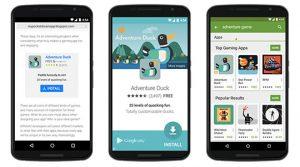 universal-app-campaign Google Adwords