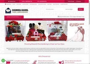 website dominica-parcel
