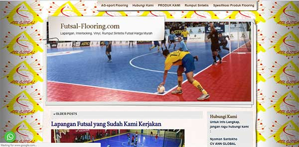 website futsal-flooring