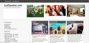 website jual-speaker