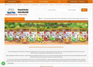 website rempah bumbu-instan